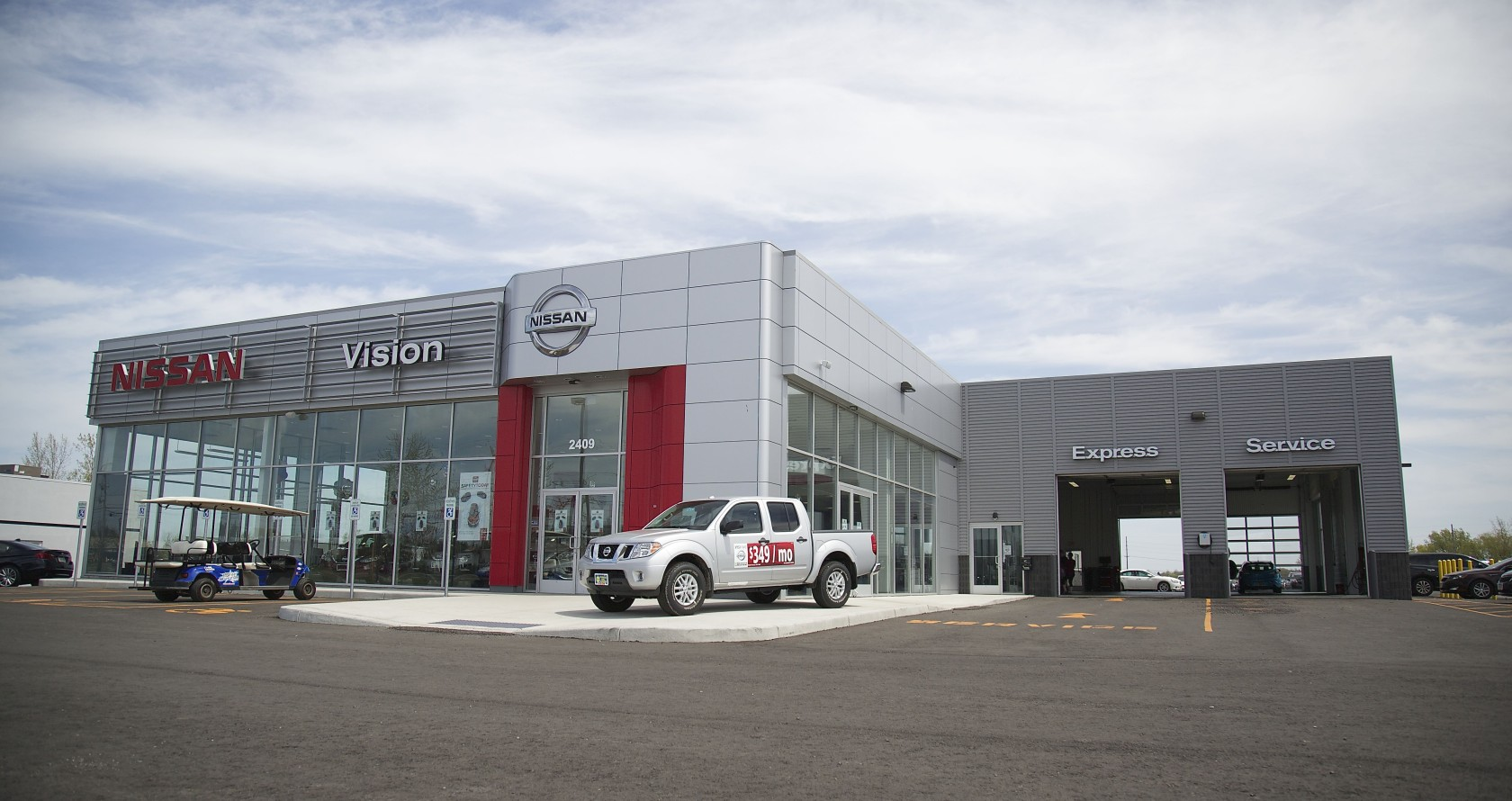 Vision Automotive Group - LeFrois