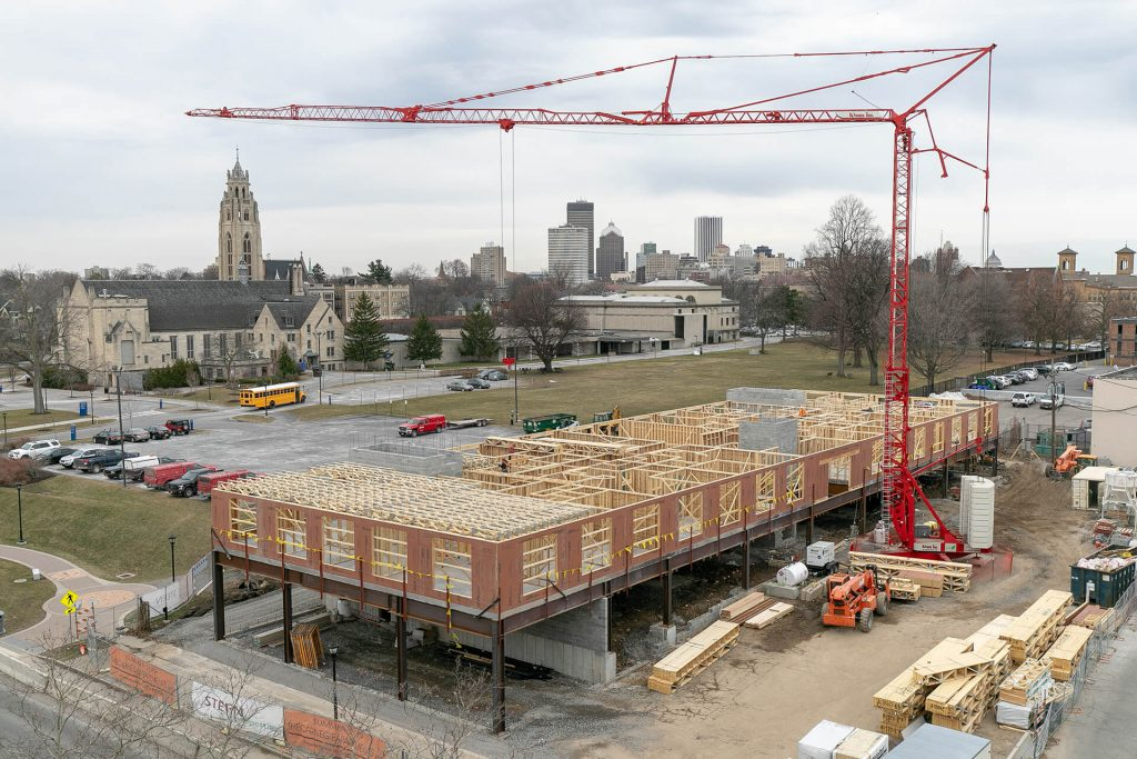 Commercial Real Estate Development Rochester NY